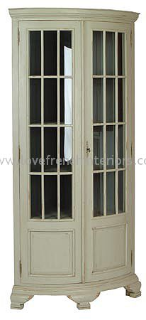 Corner Cabinet with Two Doors