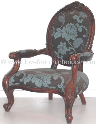 Grandfather Low Armchair