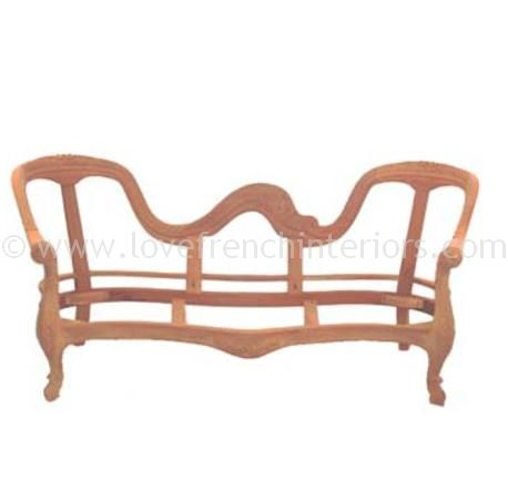 Kristelle double ended chaise longue for Chaise longue double exterieur