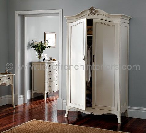 Paris Painted Bedroom Set