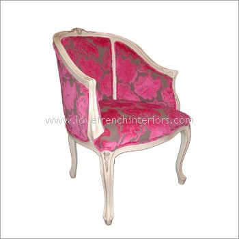 French Tub Armchair