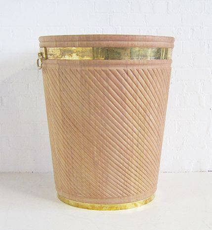 Georgian Irish Peat Bucket Extra Large