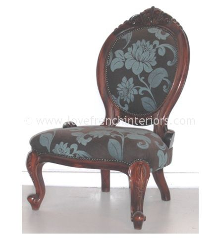 Grandmother Low Armchair