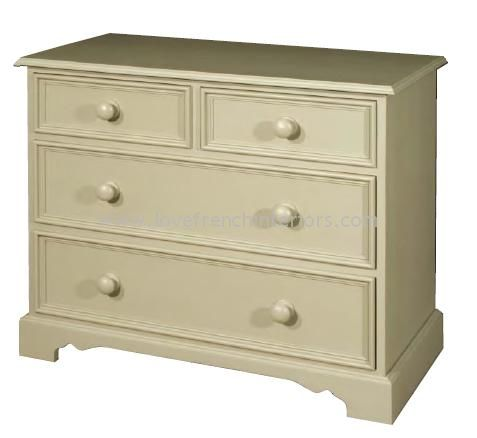 Juline Bespoke 2 over 2 Chest of 4 Drawers 'B'