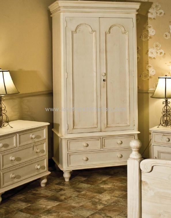 Juline Bespoke Double Wardrobe 'A'