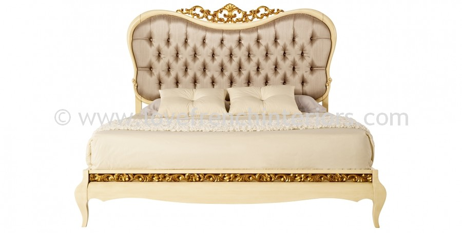 Luxus Upholstered Bed