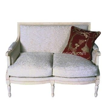 Napoleon Three Seat Sofa