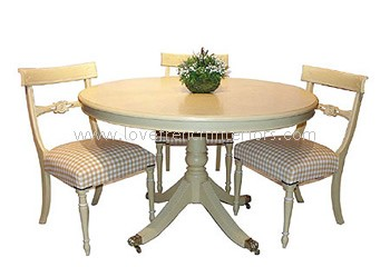 Regency Dining Table 120cm