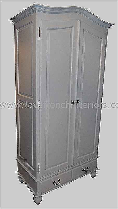 Rochelle Star Large French Wardrobe in your choice of colour