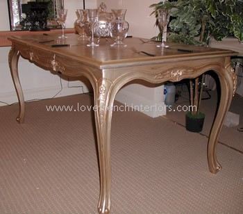 Versailles Bespoke Dining Table